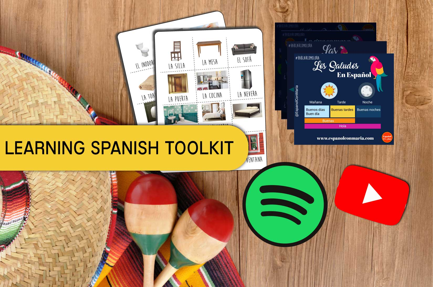 learn spanish toolkit