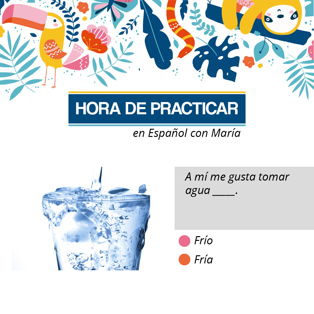 exercise in spanish