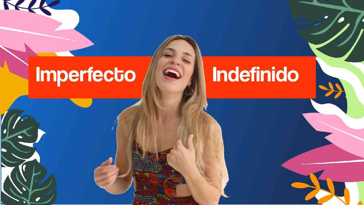 preterito imperfecto e indefinido